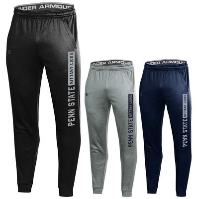 UNDER ARMOUR - Penn State Under Armour Men's Fleece Joggers
