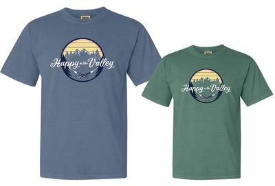 The Family Clothesline - Penn State Adult Happy Valley Hammock T-Shirt