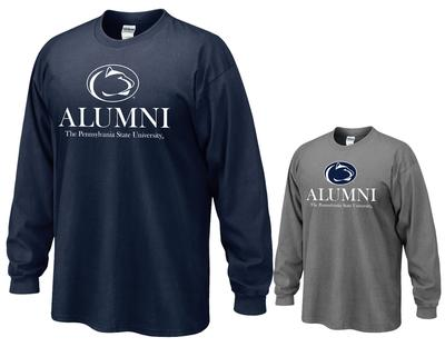 The Family Clothesline - Penn State Adult Alumni Long Sleeve