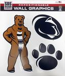 Penn State Vintage Mascot Wall Graphics Set