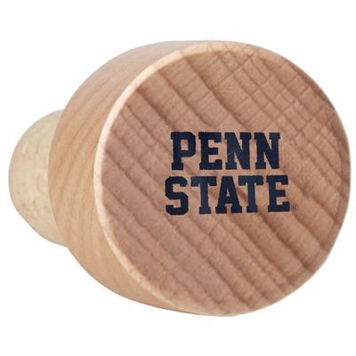 Neil Enterprises - Penn State Wooden Wine Stopper