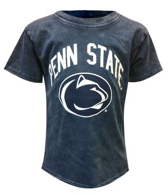 Wes & Willy Collegiate - Penn State Youth Raw Edge T-Shirt