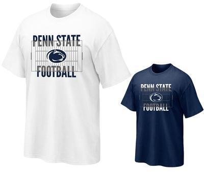 The Family Clothesline - Penn State Adult Football Field T-Shirt