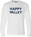 Penn State Happy Valley Long Sleeve WHITE