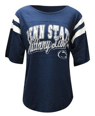 G-III Apparel - Penn State Women's Linebacker Maternity T-shirt