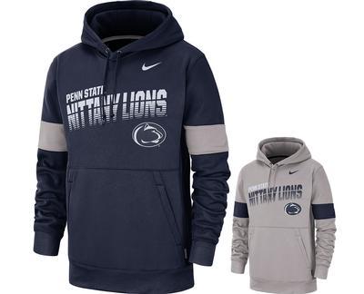 NIKE - Penn State Nike NK Therma-FIT Hood