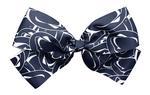 Penn State Stacked Bow NAVYWHITE