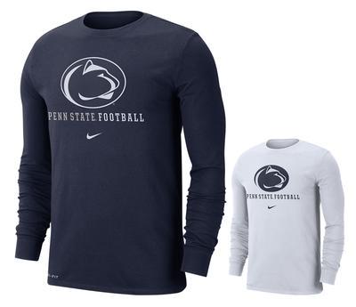 NIKE - Penn State Nike Dri-FIT Icon Word Long Sleeve