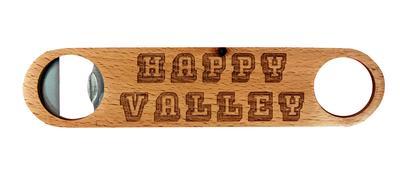 Rock Lion - Penn State Wooden Happy Valley Bottle Opener