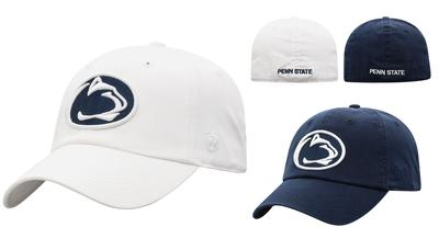 Top of The World - Penn State Stretch Fit Cotton Hat