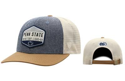 Top of The World - Penn State Wild Trucker Hat