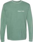 Penn State Happy Valley Long Sleeve T-shirt LGRN