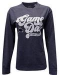 Penn State Women's Retro Gameday Long Sleeve NAVY