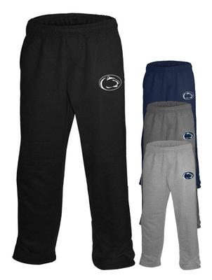 The Family Clothesline - Penn State Logo Open Bottom Sweatpants
