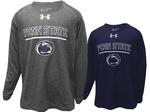 Penn State Youth Under Armour Tech Long Sleeve