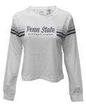 Penn State Women's Sandra Cropped Long Sleeve
