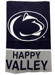 Penn State Happy Valley Garden Flag