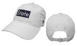 Penn State Futura State Hat WHITE