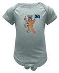 Penn State Infant Mascot Flag Creeper HTHR