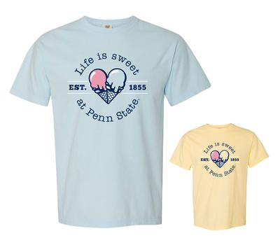 The Family Clothesline - Penn State Life is Sweet T-shirt