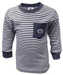 Penn State Toddler Striped Pocket Long Sleeve