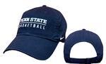 Penn State Basketball Bar Hat NAVY