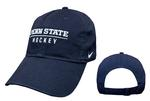 Penn State Hockey Bar Hat NAVY