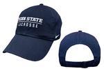 Penn State Lacrosse Bar Hat