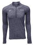 Penn State Men's Nike Heather Element Quarter Zip NVYHT