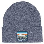 Penn State Happy Valley Mountains Cuffed Knit Hat