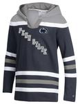 Penn State Champion Youth Hockey Hood NAVY