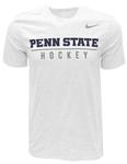 Penn State Nike Men's Ice Hockey T-Shirt WHITE