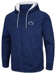 Penn State Marled Full Zip Hood