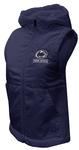 Penn State Under Armour Women's Mammoth Fleece Vest NAVY