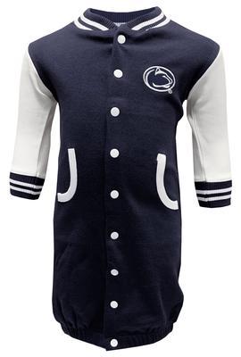 Creative Knitwear - Penn State Infant Convertible Varsity Romper