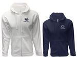Penn State Full Zip Logo Block Hood