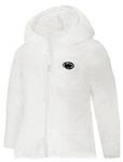 Penn State Toddler Abby Sherpa Jacket IVORY