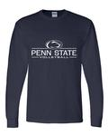 Penn State Adult Volleyball Long Sleeve NAVY