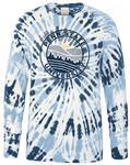 Penn State Tie Dye Spiral Long Sleeve