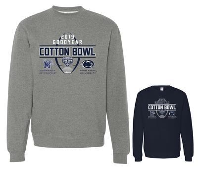 The Family Clothesline - Penn State Good Year Cotton Bowl Dueling Crew Sweatshirt