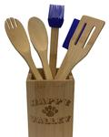 Penn State Wooden Utensil Set
