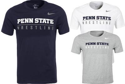 NIKE - Penn State Nike Men's Wrestling T-shirt