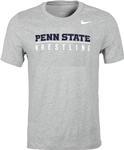 Penn State Nike Men's Wrestling T-shirt DHTHR