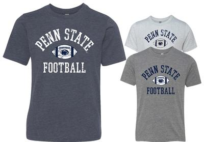 The Family Clothesline - Penn State Youth Vintage Football T-shirt