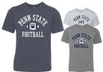 Penn State Youth Vintage Football T-shirt