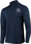 Penn State Nike Men's Wrestling Quater Zip NAVY