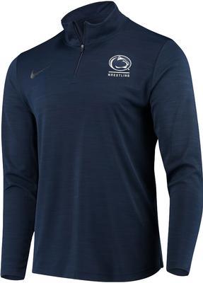 NIKE - Penn State Nike Men's Wrestling Quater Zip