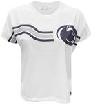 Penn State Under Armour Women's Blend Fade T-Shirt WHITE