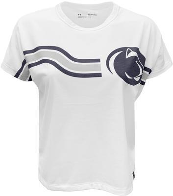 UNDER ARMOUR - Penn State Under Armour Women's Blend Fade T-Shirt