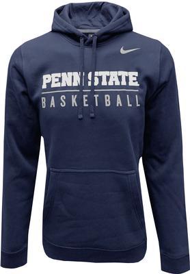 NIKE - Penn State Nike Men's Basketball Bar Hood